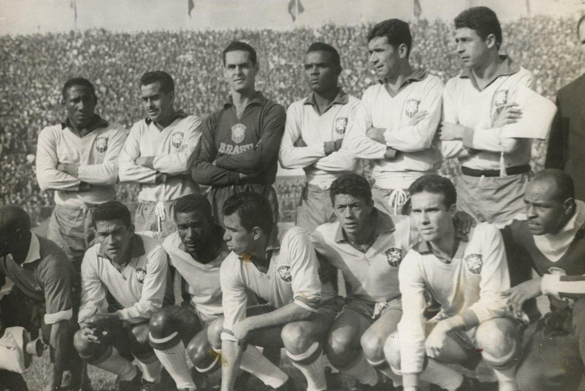 Mundial del '62 vuelve a televisión: CDF transmitirá los partidos.